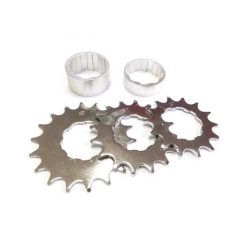 CASSETTE TO SINGLE SPEED KIT CONVERTER