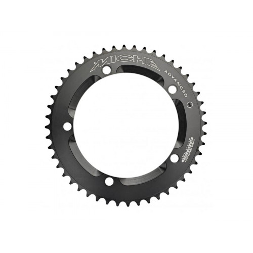 MICHE ADVANCED TRACK CHAINRING BLACK