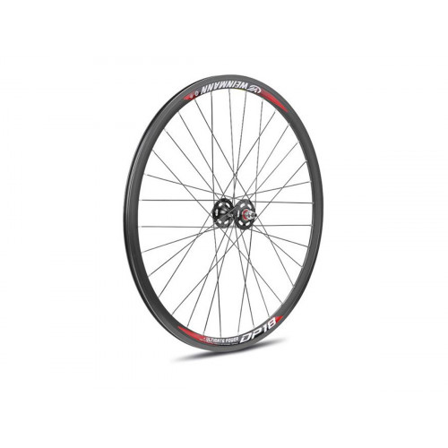 FRONT WHEEL PISTA WEINMANN DP 18 BLACK