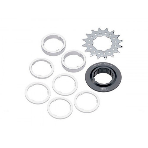 SINGLE SPEED 17T POINT KIT