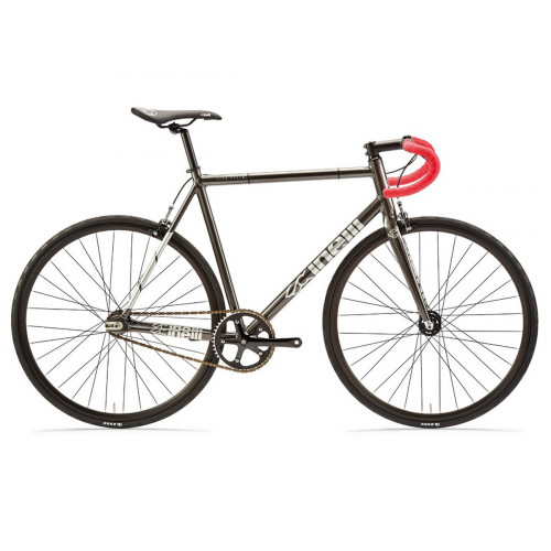 BICICLETA CINELLI TIPO PISTA FIXED TOUCH OF GRAY