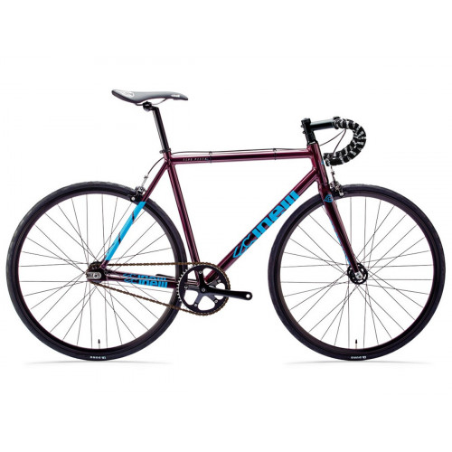 CINELLI TIPO PISTA FIXED PURPLE RAIN