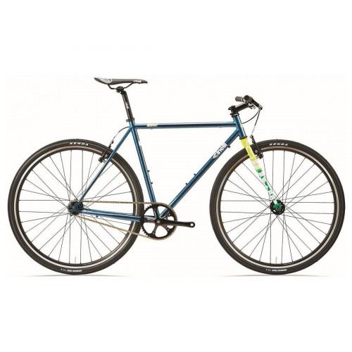 CINELLI TUTTO PLUS CRYSTAL BLUE PERSUASION
