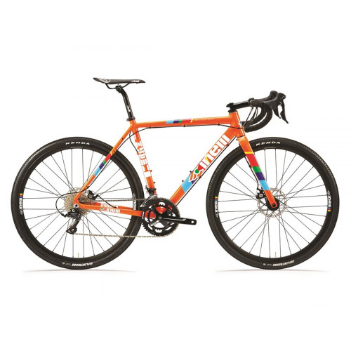 CINELLI ZYDECO LA LA ORANGE JUICE BLUES SHIMANO SORA