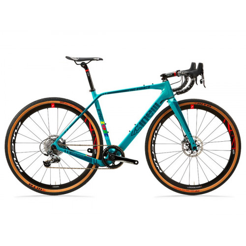 BICICLETA CINELLI ZYDECO KING DEEP WATERS ULTEGRA (46/36)
