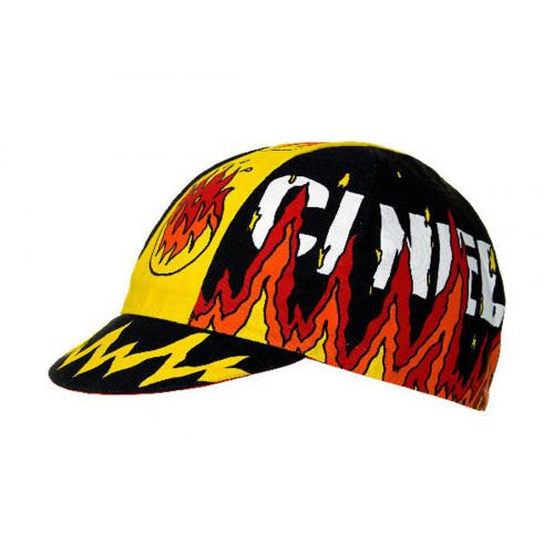 CYCLING CAP CINELLI ANA BENAROYA FIRE