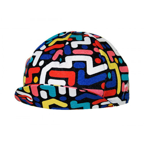 CYCLING CAP CINELLI CITY LIGHTS