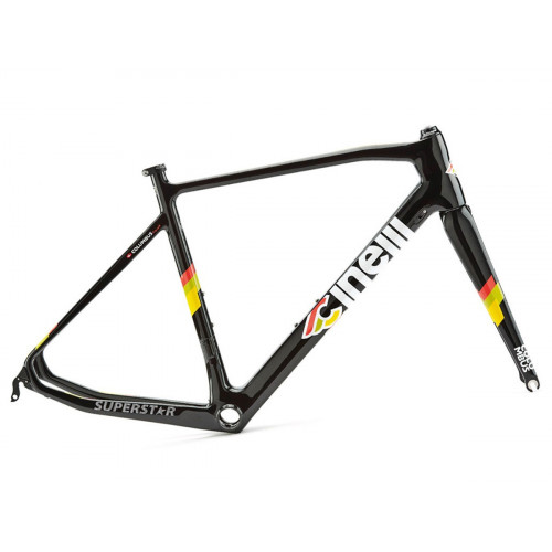 CUADRO CINELLI SUPERSTAR CALIPER BLACK DIAMOND
