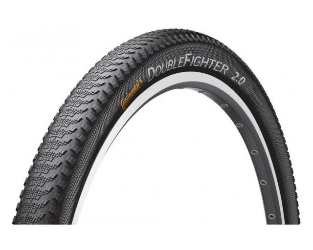 TIRE CONTINENTAL DOUBLE FIGHTER III 27,5x2.00