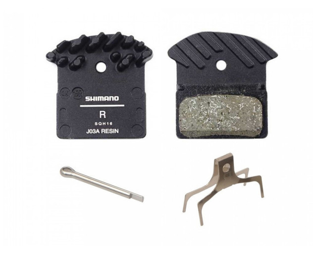 BRAKE DISC PADS SHIMANO RESINA REF. M9000/M8100/M7100 J03A