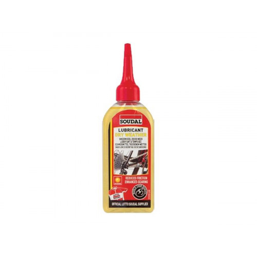 LUBRICANT SOUDAL DRY WEATHER 100 ML