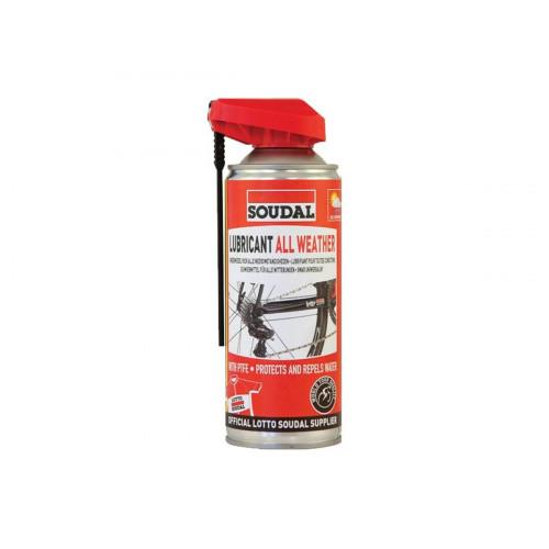 LUBRICANTE SOUDAL  SOUDAL 4 ESTACIONES 400 ML