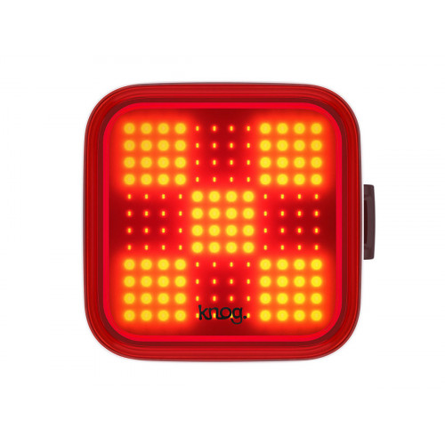 REAR LIGHT KNOG BLINDER  GRID BLACK