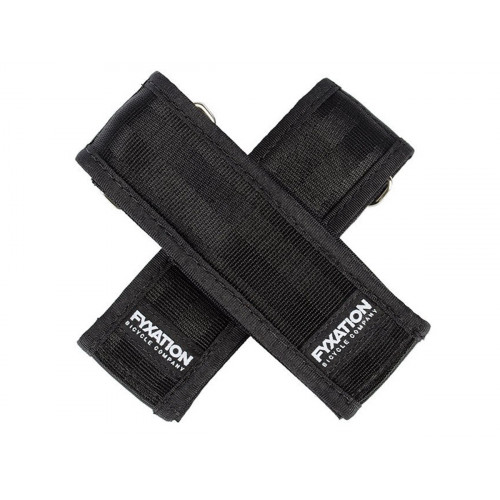 STRAPS FYXATION GATES  BLACK