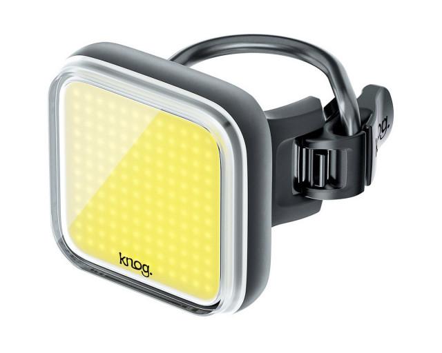FRONT LIGHT KNOG BLINDER  GRID BLACK