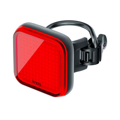 REAR LIGHT KNOG BLINDER  SQUARE BLACK