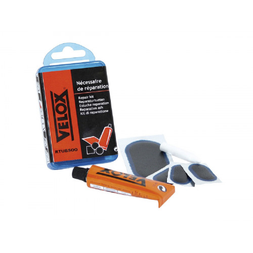 CAJA PARCHES VELOX TUBELESS