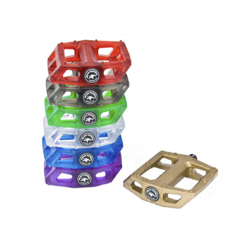 ANIMAL PLASTIC PEDALS  GREEN