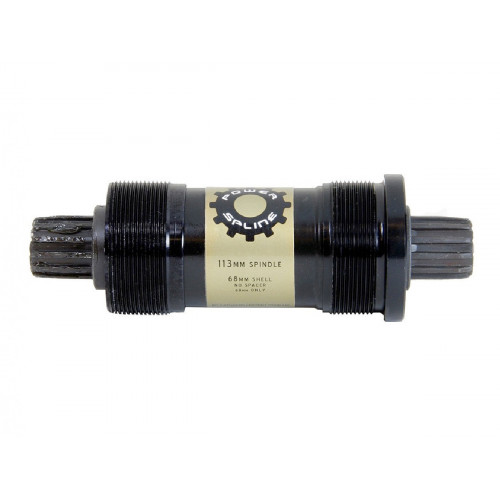 EJE DE PEDALIER TRUVATIV POWER SPLINE 113 68MM