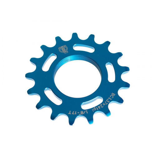 BLB TRACK SPROCKET BLUE