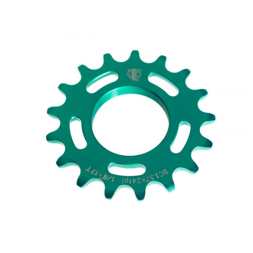 BLB TRACK SPROCKET GREEN