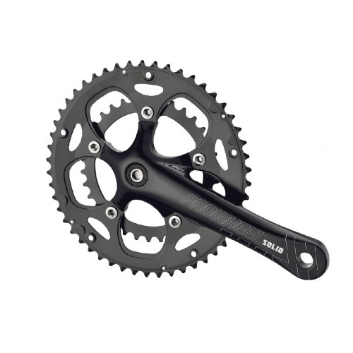 CRANKS OUNCE 9V 50/34TX170MM BLACK
