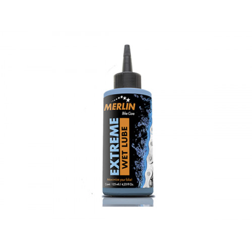 MERLIN MERLIN WET LUBE 125ML