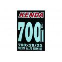 INNERTUBE KENDA 700X20-23 PRESTA 80MM