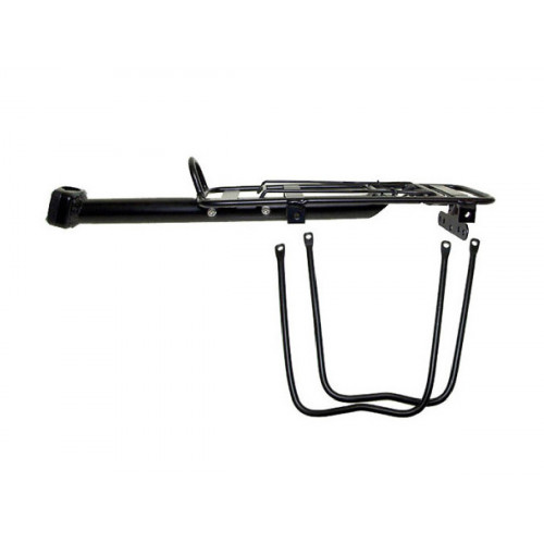 CARRIER TW TO SEATPOST  BLACK