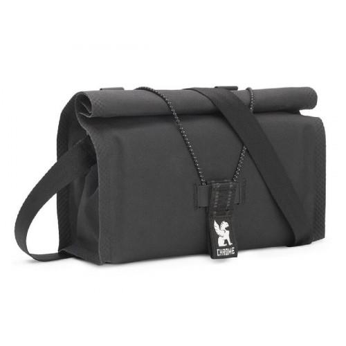 CHROME CHROME URBAN EX 2.0 HANDLEBAR BLACK BAG