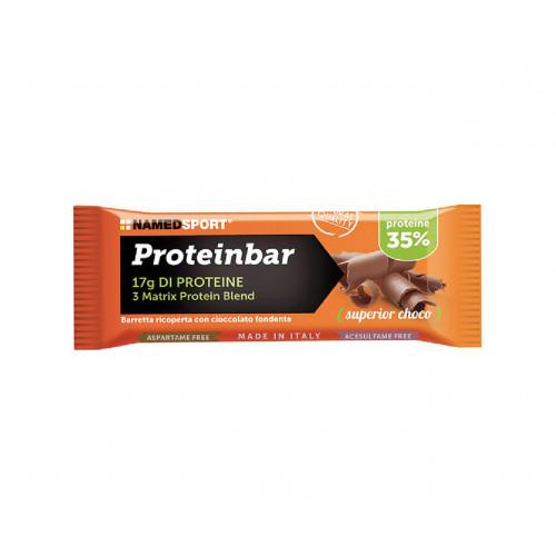 PROTEINBAR NAMED SPORT CHOCOLATE 50GR