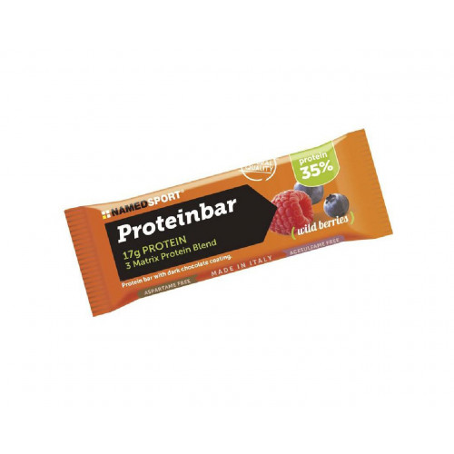 PROTEINBAR NAMED SPORT WILD BERRIES 50GR